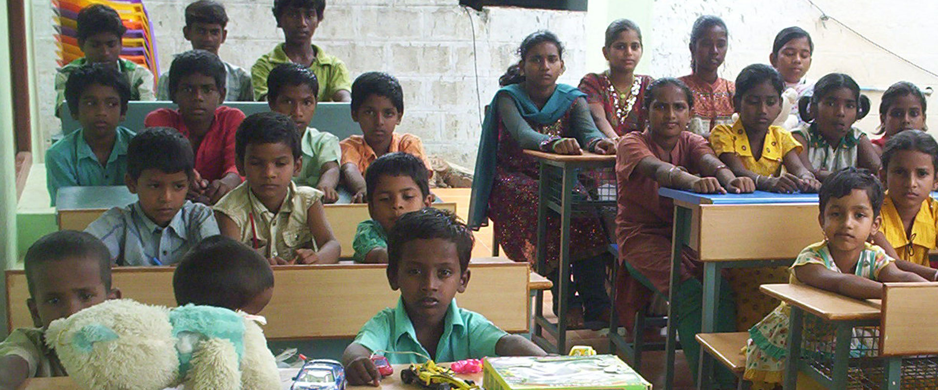 Aasha helps in education
