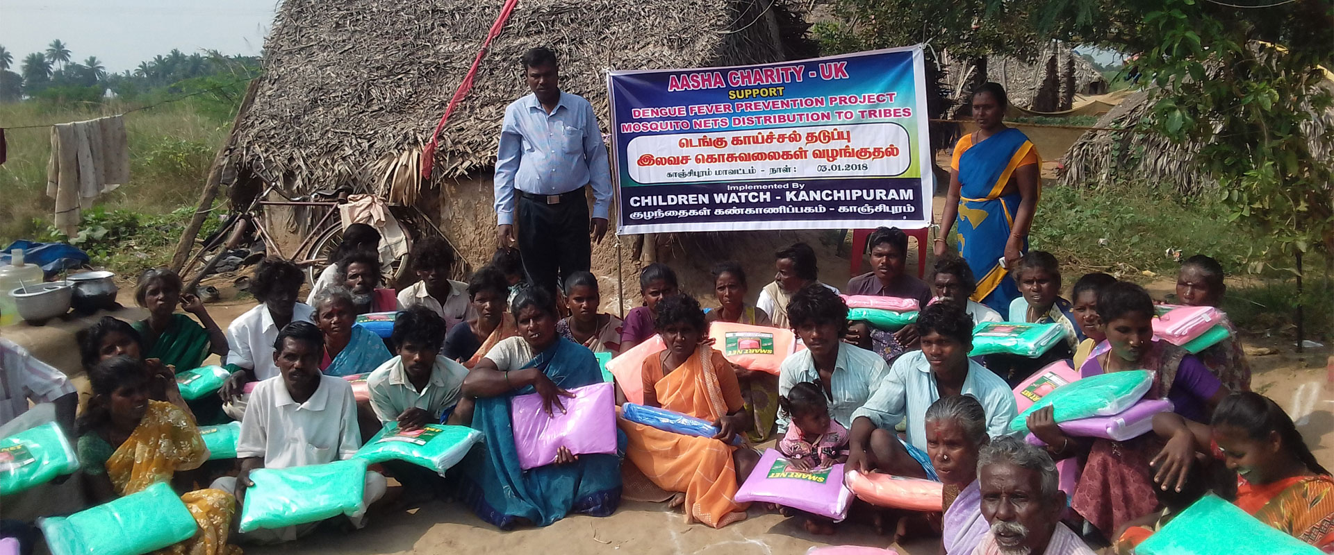Aasha Poverty Relief